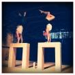 Akrobatikföreställning